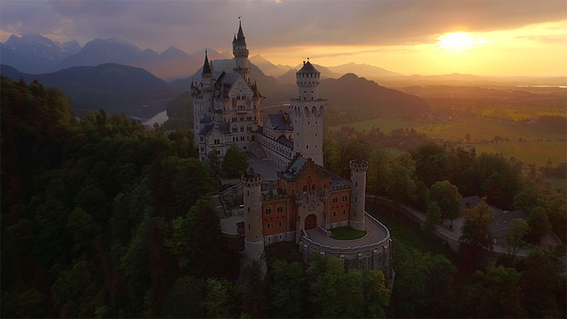 View from Above - Germany