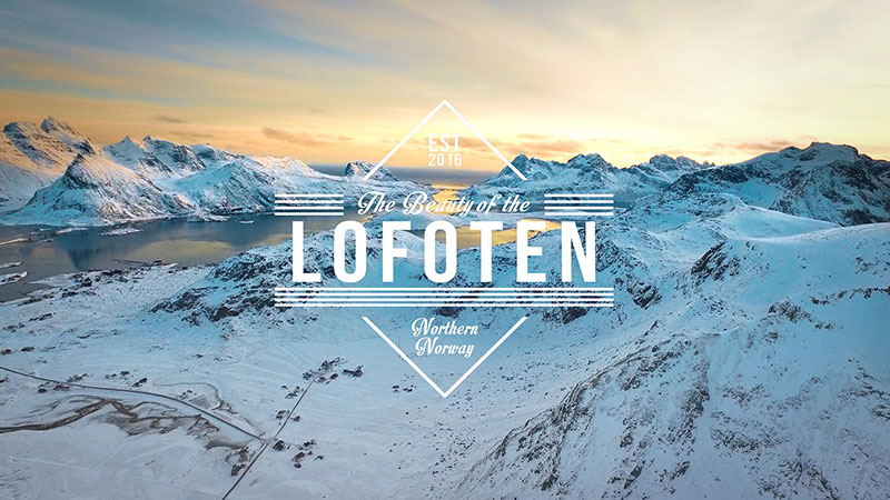 The Beauty of the Lofoten