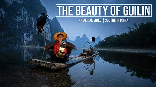 The Beauty of Guilin