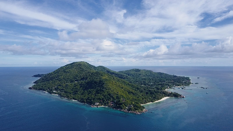 Sesel Sa - these are the Seychelles